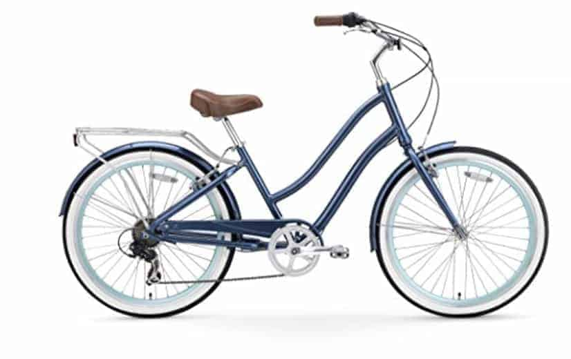 comfort relaxable bicycle women can ride